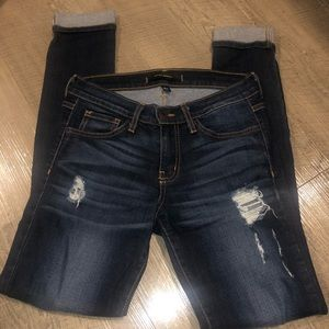 Flying Monkey dark denim jeans size 26